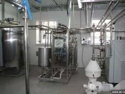 Комплекс по переработке молока