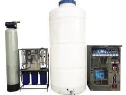 Комплекс по водоподготовке, очистке и продаже воды Aqualux