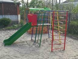 """Комплекс """"Веселка-М"""", спортивно-игровой для малышей"""