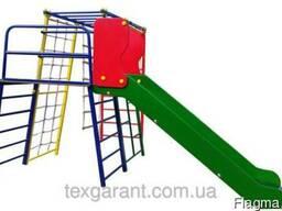 """Комплекс """"Веселка-М"""", спортивно-игровой для малышей 810/кду"""