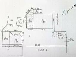 Комплекс зданий (боксы, гаражи, хоз-админ. постройки) с инфра