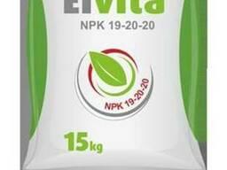 Комплексне добриво Elvita NPK 19-20-20 mikro