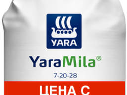 Комплексное мин. удобрение YaraMila/Яра Мила NPK 7-20-28