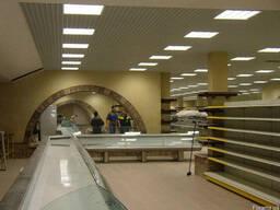 Комплексное оснащение магазинов и супермаркетов