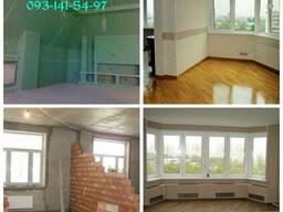 Комплексный и частичный ремонт квартир в Одессе