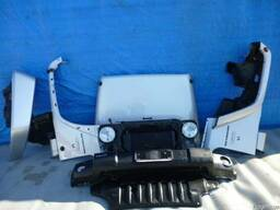 Комплексный перед(фары бампер капот крыло) Jeep Wrangler JK