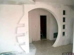 Комплексный ремонт зданий г.Бровары