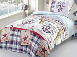 Комплект детского постельного белья Altinbasak Atlantic
