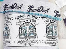 Комплект детского постельного белья Altinbasak Molly Yesil