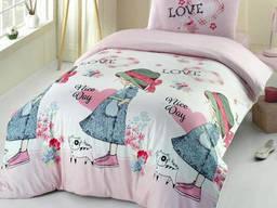 Комплект детского постельного белья Altinbasak Nice Day Mav