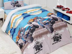 Комплект детского постельного белья Altinbasak Wild Truk