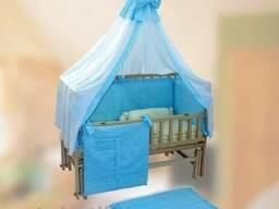 Комплект в детскую кроватку купить Украина