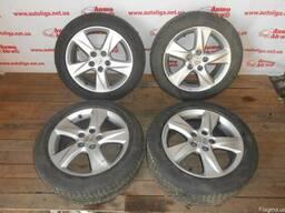Комплект дисков с шинами Continental 225/50 R17 HONDA Accord