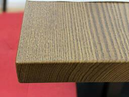 Комплект для кафе деревянный стол и стулья