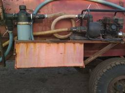 Комплект для очищення води, робочих розчинів та рідких добрив CleanFlow