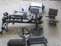 Комплект для переоборудования мотоблока в минитрактор (КИТ П