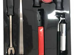Комплект для снятия стёкол 7 пр. КС-1029 Alloid