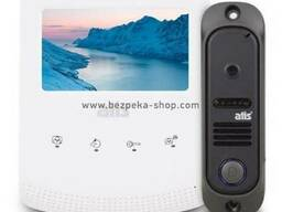 Комплект Домофона ATIS AD-430W Kit box