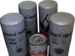 Комплект фильтров на рено магнум, DXI12, премиум Dxi 11, Евро-3, 7485121589