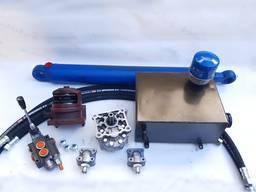 Комплект гидравлики для самодельного дровокола