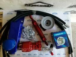 Комплект гидравлики на рулевое управление на минитрактор. ..