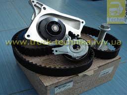 Комплект ГРМ ремень и ролик Dacia Nissan Renault 7701477028
