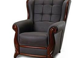 Комплект классической мягкой, Orfeusz кожаной мебели