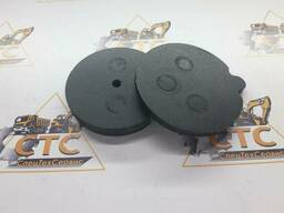 Комплект колодок ручного тормоза на JCB 3CX, 4CX номер : 15/920103, 478/00849. ..