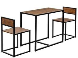 Комплект компактних меблів лофт на замовлення, стіл, стілець