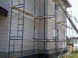 Комплект лесов строительных 6х3 м.