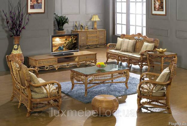 Мебель из натурального ротанга одесса