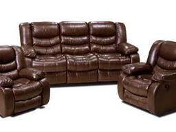 Комплект мягкой мебели Cheers 9501 очень мягкий и комфортный