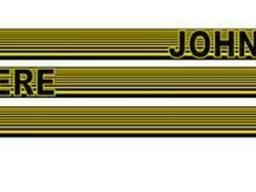 Комплект Наклеек на трактор John Deere 6300