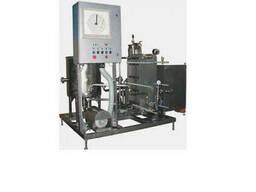 Пастеризатор-охладитель молока ИПКС-013 (в наличии)