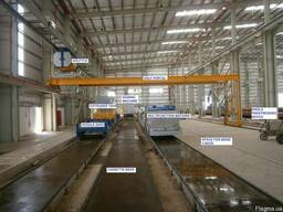 Комплект оборудования для производства пустотных плит