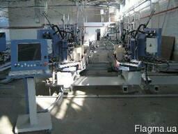 Комплект Оборудования на 200 -240 окон в смену Rotox 2009 го