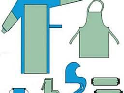 Комплект одежды защитного Анти-Спид, стерильный, одноразовый