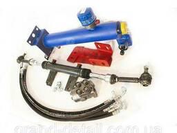 Комплект переоборудования МТЗ-80 с двухсторонним цилиндром (с гидробаком) | переделка. ..