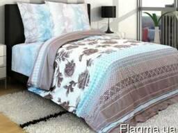 Комплект постельного белья бязь набивная 125 гр / м2 полут