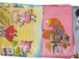 Комплект постельный детский 100х145 см