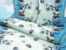 Комплект постельный с цветной бязи, пошив постельного белья