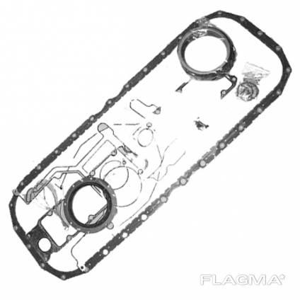 Комплект прокладок двигателя нижний (4955590/3102234) (США),
