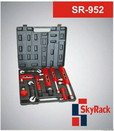 Комплект рихтовочный гидравлический SR-952