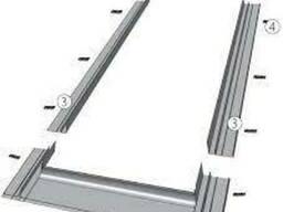 Комплект Roto MSA Q для битумной черепицы и плоских крыш.