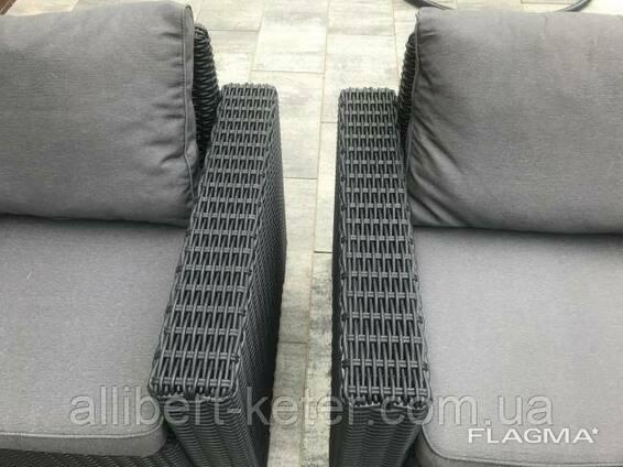 Комплект садовой мебели Allibert by Keter Moorea - California Duo Lounge Set. ..