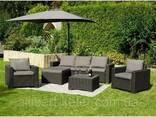Комплект садовой мебели Allibert by Keter Moorea - California Duo Lounge Set. .. - фото 2