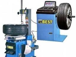 Комплект шиномонтажного оборудования BEST Київ