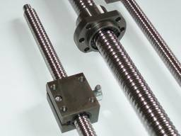 Комплект ШВП для настольного фрезерного станка по металлу Optimum BF20L c ЧПУ