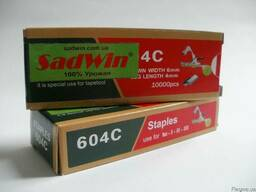 Комплект скоб для степлера подвязочного ( 10000 шт ) Tapetoo
