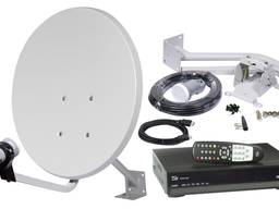 Комплект спутниковой антенны